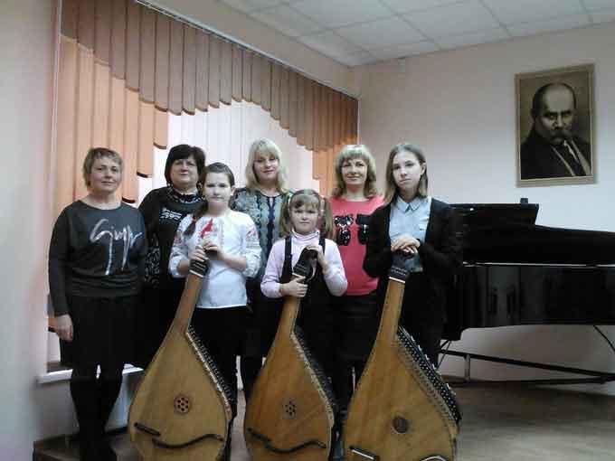 Чорнобаївські бандуристи знову перемогли