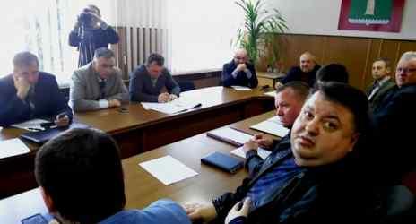 У Смілі на засіданні міськвиконкому ледь не побилися