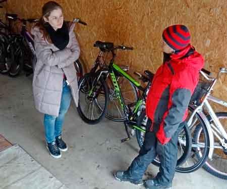 Велотури Холодним Яром пропонують туристам на Черкащині