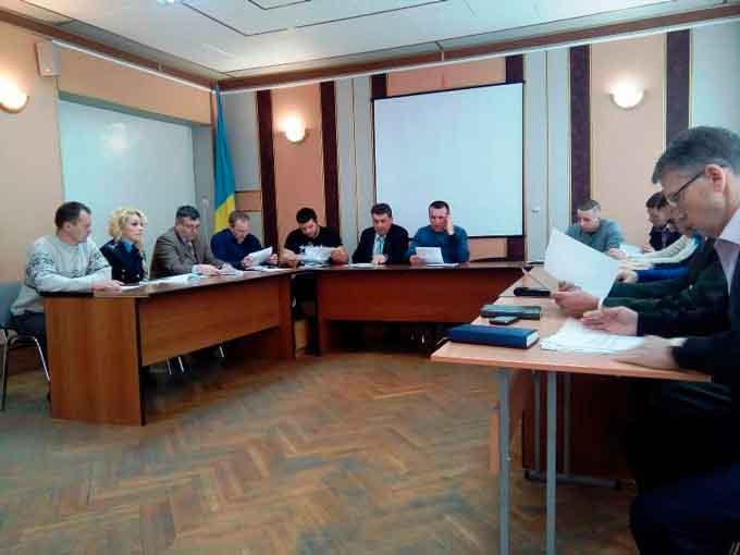 У Черкасах провели перше засідання Координаційної ради з питань національно-патріотичного виховання