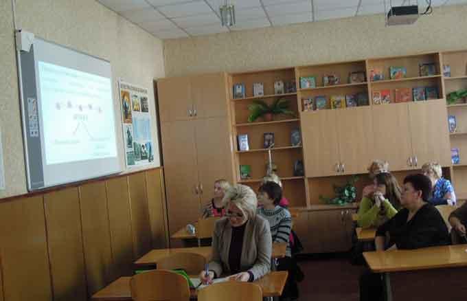 Семінар-практикум з художньої культури відбувся у Смілі