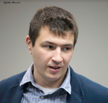"""Черкаський активіст став координатором """"ProZorro"""""""