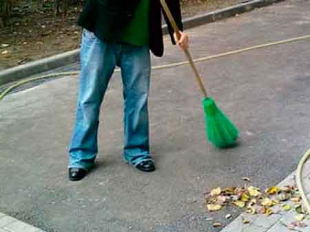 На Жашківщині організовують громадські роботи