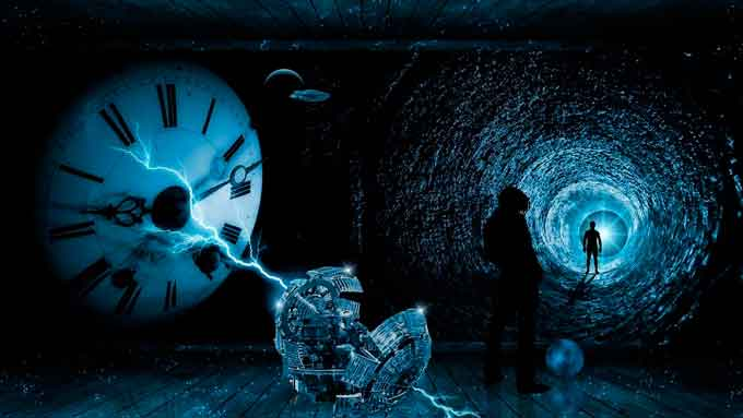 У 1960-і роки Ватикан передав ЦРУ і британській розвідці технології, які дозволяють контролювати час.