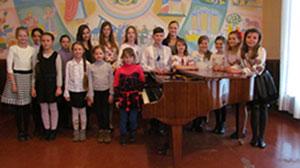 У Червоній Слободці відбувся відкритий академічний концерт фортепіанного відділу