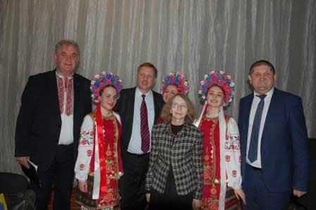 Шполяни зустрілися з рідними В'ячеслава Чорновола