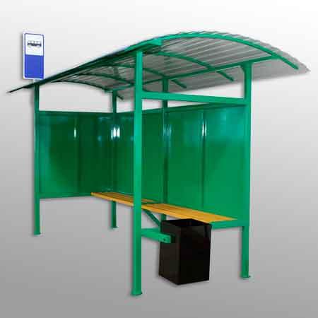 У Смілі розпочато упорядкування автобусних зупинок