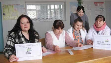 Школу майбутнього пенсіонера започаткували у Кам'янці