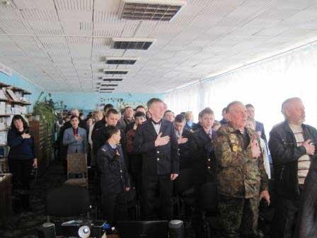 Презентація книги Юрія Горліса-Горського « Холодний Яр» відбулася у Катеринополі