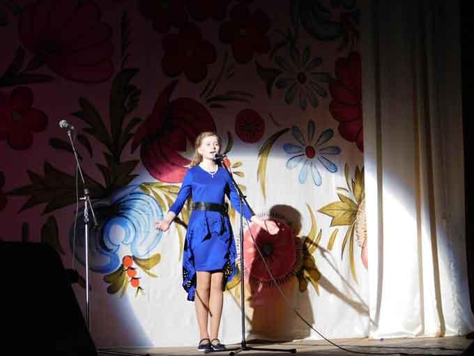 17 березня в Чорнобаївському районному будинку культури відбувся творчий звіт районної дитячої школи мистецтв.