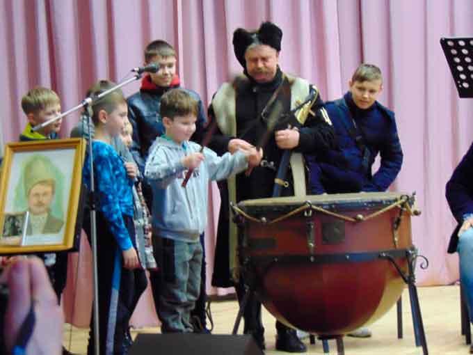 Звенигородщина відзначила 100-річчя створення Вільного Козацтва