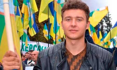 село Подільське, що на Черкащині, яким керує наймолодший сільський голова України Артем Кухаренко