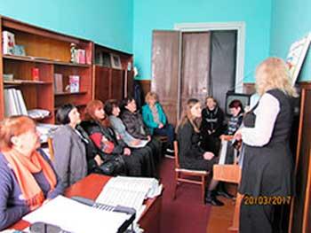 У Червонослобідській дитячій музичній школі відбувся відкритий урок
