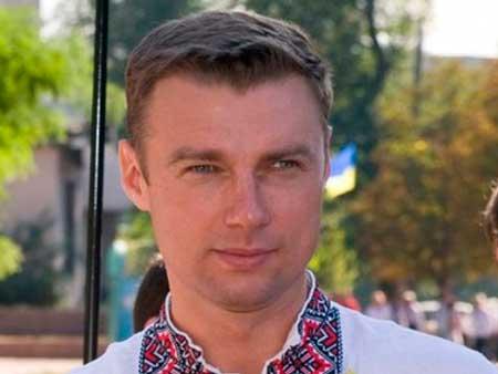 Черкащани зможуть зустрітися із нардепом від «УКРОПу» Віталієм Купрієм