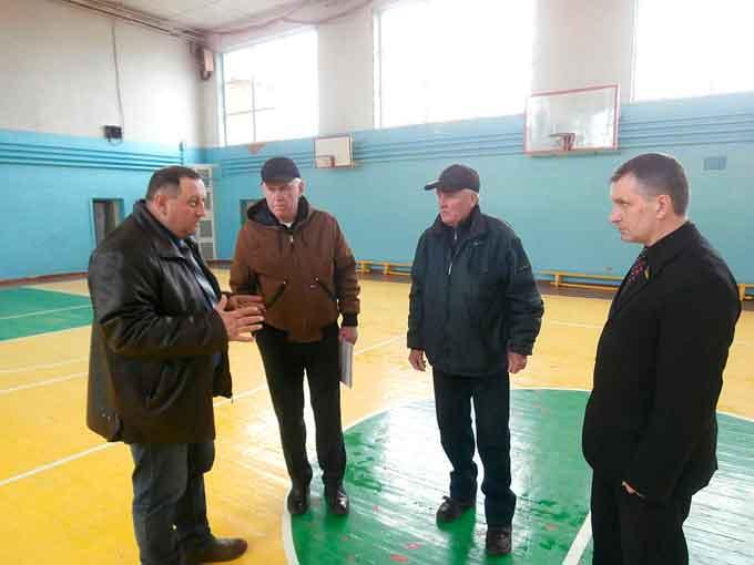 Оновлена зала Звенигородської ДЮСШ чекає на майбутніх чемпіонів