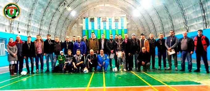 Завершився Відкритий чемпіонат Смілянського району з футзалу