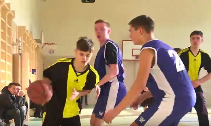 Відеорепортаж: відбулися фінальні змагання з баскетболу серед смілянських школярів
