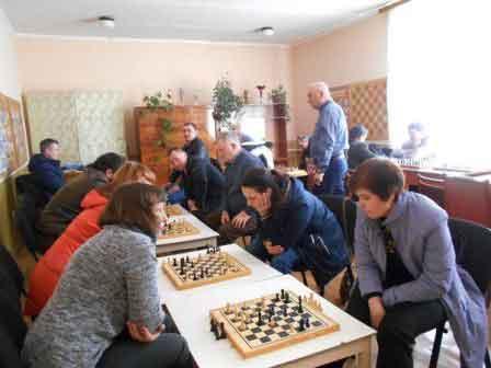 Продовжується спартакіада працівників освіти Монастирищенського району