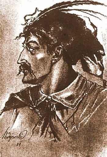 Іван Богун – мужній захисник Монастирища…