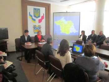 Делегація Маньківського району вивчала на Катеринопільщині досвід створення об'єднаних громад