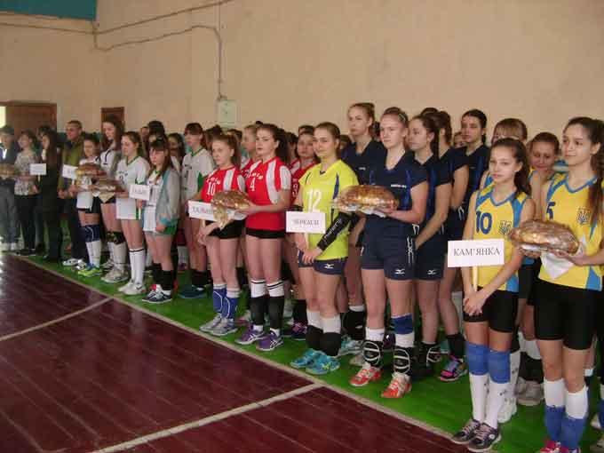 Кам'янщина приймала відкритий чемпіонат області з волейболу