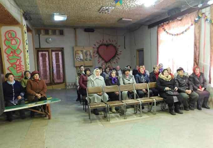В Привітненській територіальній громаді відбулися загальні збори громадян