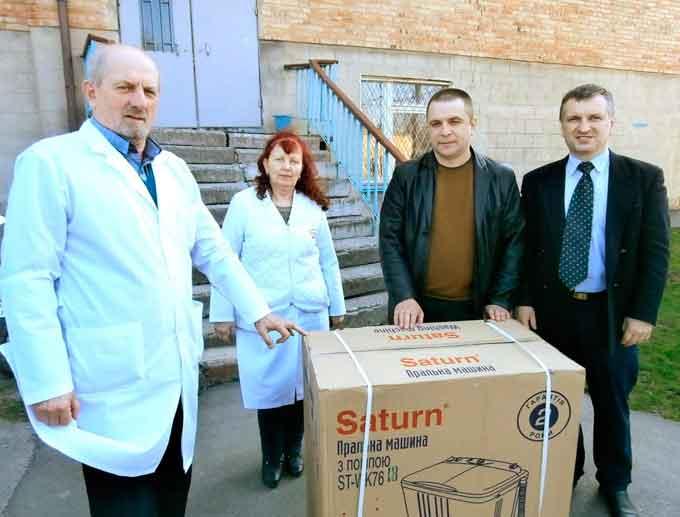 На Звенигородщині сільські ФАПи отримали нове медичне обладнання