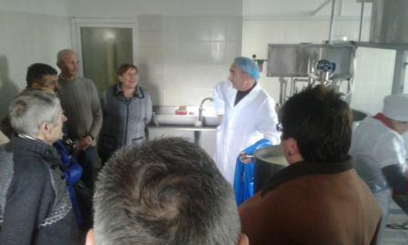 За досвідом роботи на Монастирищину приїхала делегація з Чернівецької області