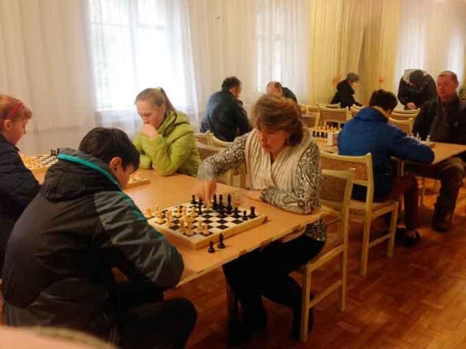 Відбулися VІІ сільські спортивні ігри Уманського району 2017 року з шахів