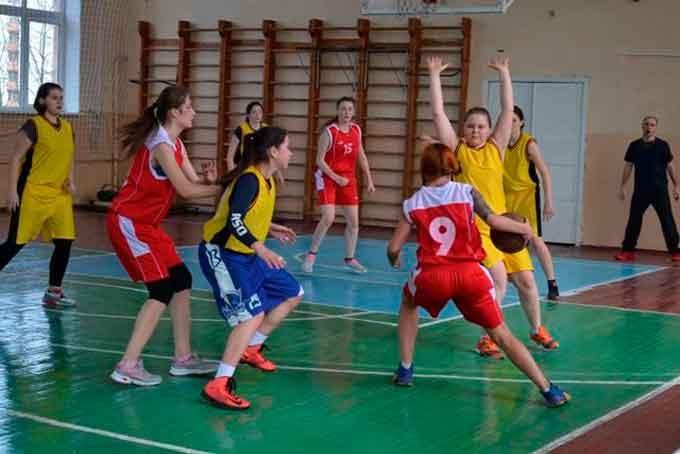 Черкаси приймали змагання з баскетболу серед жінок