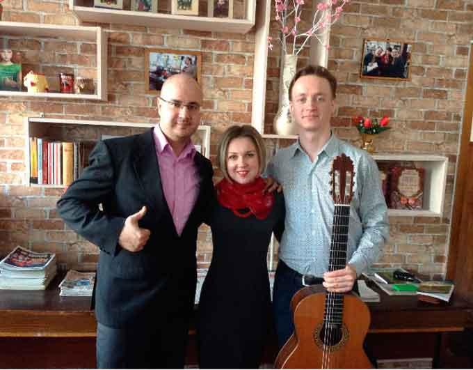 Музично-поетичний вечір «Сторінки життя» відбувся у смілянській ЦМБ