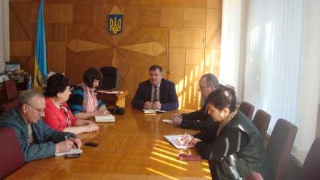Очільник Монастирищини розповів пресі про реформування галузі охорони здоров'я