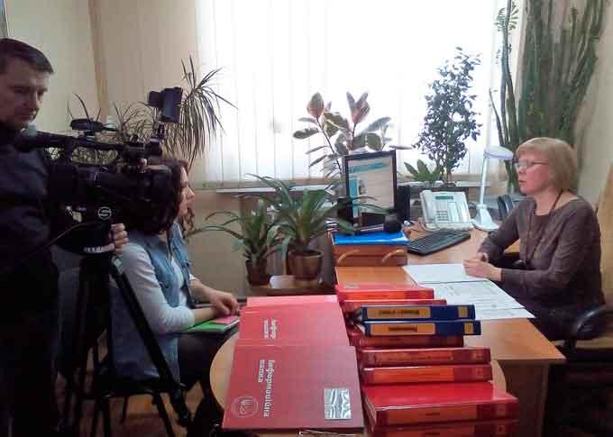 Марина Сорокіна: «Серед вакансій, які подають роботодавці Черкащини, майже дві третини становлять – робітничі професії»