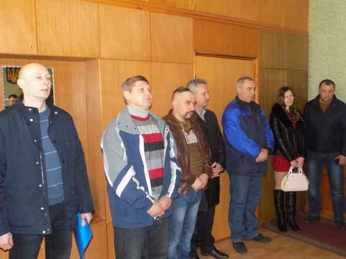 Волонтерів Кам'янщини відзначили Подяками обласної адміністрації