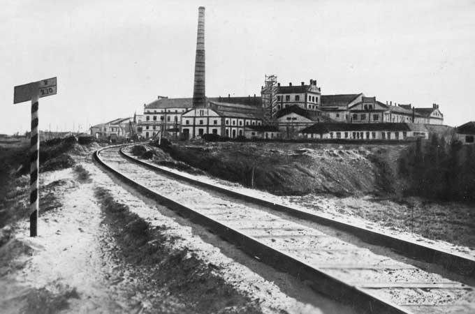 60 років тому поїзди їздили центром Черкас