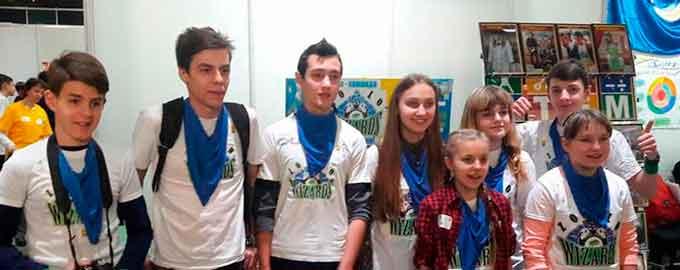 На фестиваль команду «ZOLOWIZARDS» із Золотоніської гімназії запросили після того, як вони посіли призове місце в всеукраїнському чемпіонаті з робототехніки