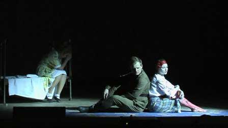 На Корсунщині аматорський театр пропонує зробити екскурс в історію України
