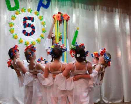 Благодійний концерт хореографічного колективу «Асорті» відбувся у Монастирищі