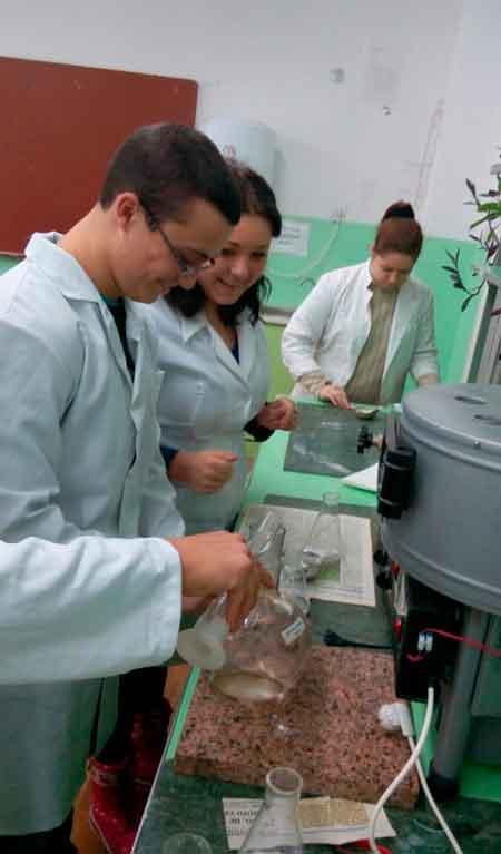 У Смілянському коледжі харчових технологій визначили кращих за професією