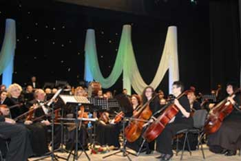 Симфонічний оркестр обласної філармонії Черкаської обласної ради відзначив 25-річчя свого заснування
