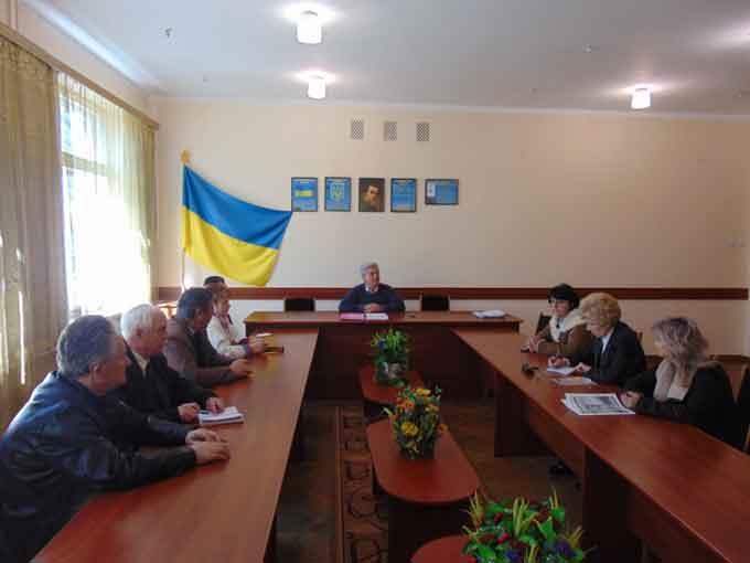 Обрано новий склад Громадської ради при Звенигородській райдержадміністрації