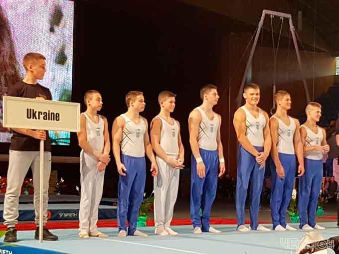 """Черкаські гімнасти здобули нагороди міжнародного турніру """"UKRAINE INTERNATIONAL CUP"""""""