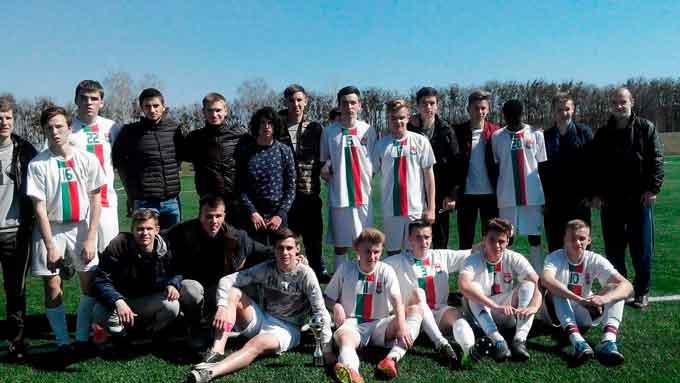 «Академія – Черкаський Дніпро» U-19 увійшла в трійку призерів  кубку В. Першина