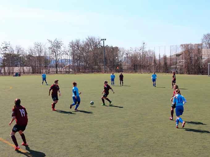 Уманська футбольна команда «Пантери» виграла Чемпіонат України