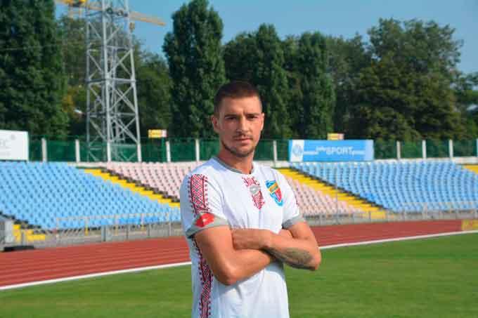 Анатолій Бурлін знову став гравцем «Черкаського Дніпра»
