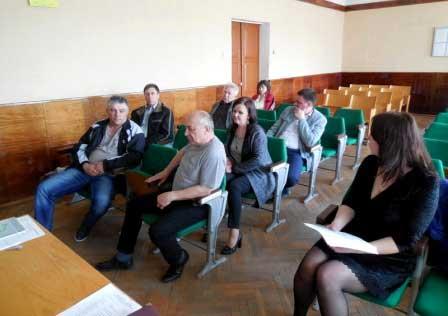 У Ватутіному Громадська рада провела засідання