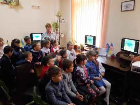 У Монастирищі провели годину здоров'я для школярів