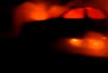 Відеорепортаж: у Золотоноші рятувальники ліквідували пожежу автомобіля