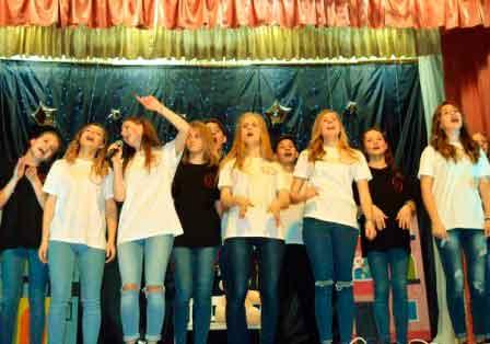 Театралізований концерт «На біс!» відбувся у Ватутіному