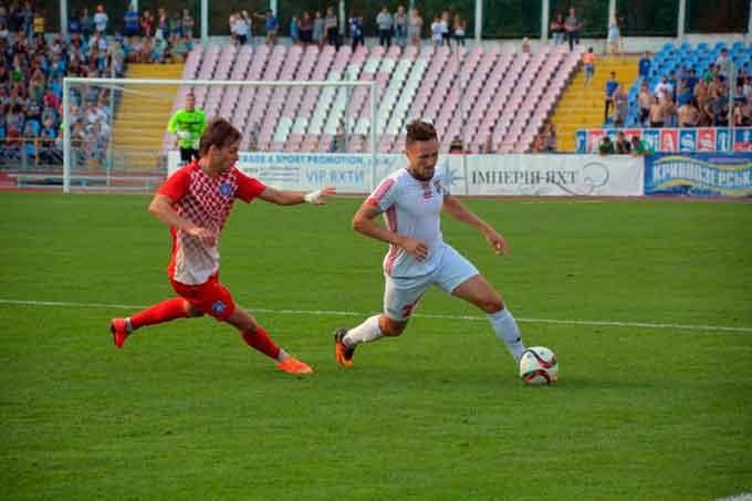 Черкаський Дніпро на виїзді зіграв унічию з Арсеналом